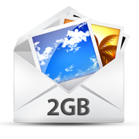 2GB Mailboxes